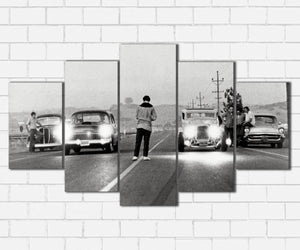 American Graffiti Canvas Sets