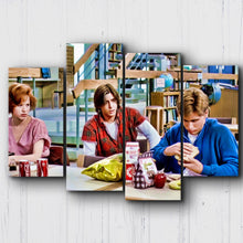 Load image into Gallery viewer, The Breakfast Club Andrew's Lunch Canvas Sets