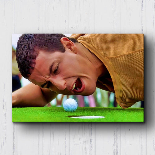 Happy Gilmore Answer Me Canvas Sets