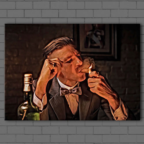 Peaky Blinders- Arthur Canvas Sets