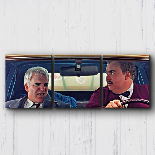 Planes Trains & Automobiles Car Canvas Sets