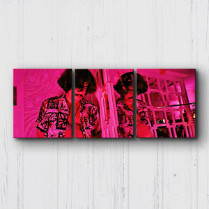 Fear And Loathing Bad Trip Canvas Sets