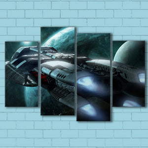 Battlestar Galactica Canvas Sets