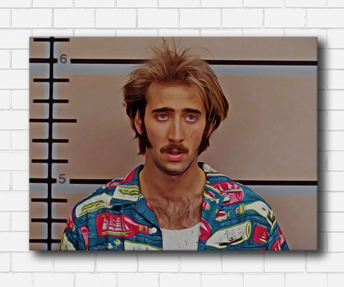 Raising Arizona - Booking Canvas Sets