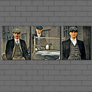 Peaky Blinders- The Boys Canvas Sets