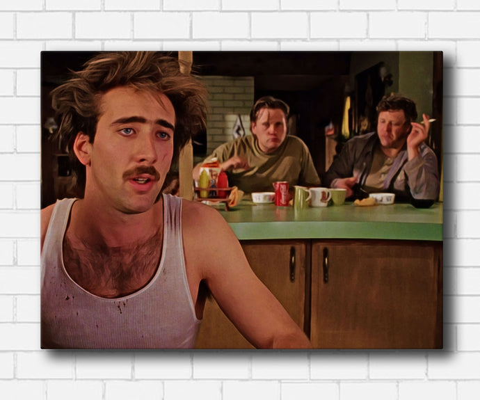 Raising Arizona - Breakfast Canvas Sets