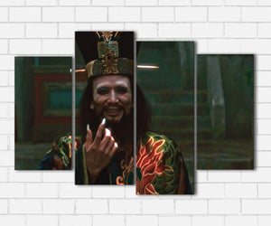 Big Trouble in Little China Lo Pan Canvas Sets