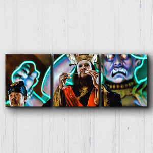 Big Trouble In Little China Lopan The Moment Canvas Sets