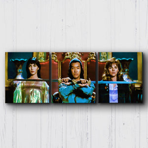 Big Trouble In Little China The Girls Canvas Sets