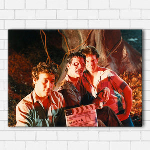 Evil Dead 2 BTS Canvas Sets