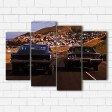 Load image into Gallery viewer, Bullitt The Chase Canvas Sets