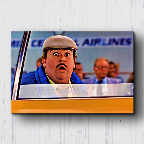 Planes Trains & Automobiles Cab Thief Canvas Sets