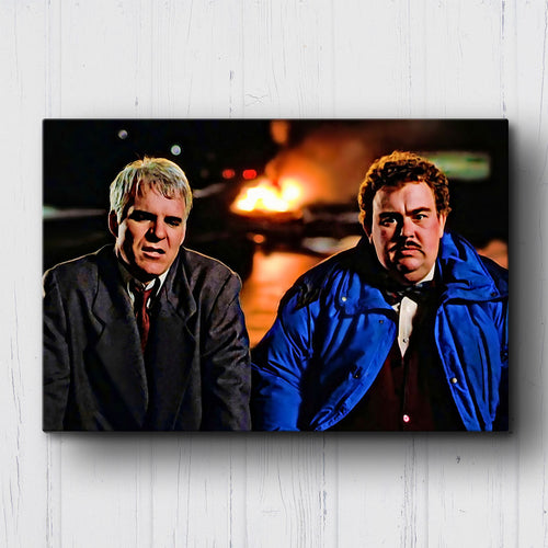 Planes Trains & Automobiles Can't Get Any Worse Canvas Sets