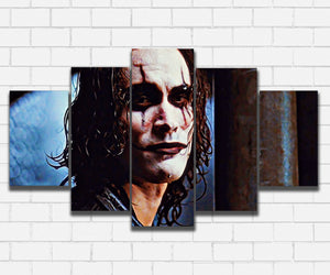 The Crow Can't Rain All The Time Canvas Sets