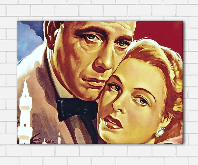 Casablanca Embrace Canvas Sets
