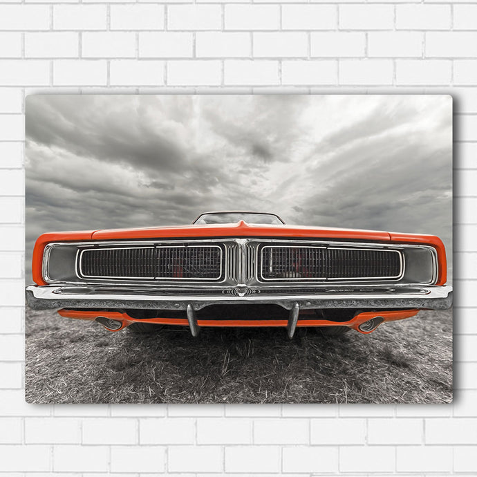 Charger Grill Canvas Sets