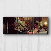 Load image into Gallery viewer, Fight Club Chemical Burn Canvas Sets