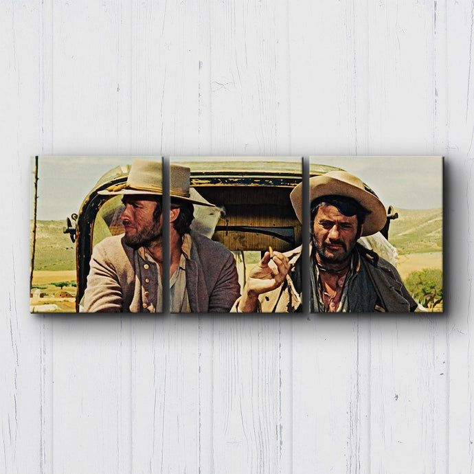 The Good The Bad The Ugly Cigar Canvas Sets