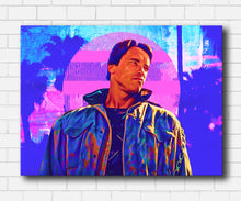 Load image into Gallery viewer, Terminator 1984 Vice Canvas Sets