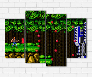 Contra Canvas Sets