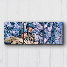 Load image into Gallery viewer, Saving Private Ryan Covering Fire Canvas Sets
