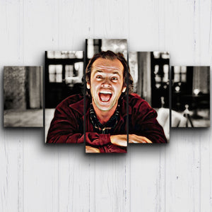 The Shining Crazed Canvas Sets