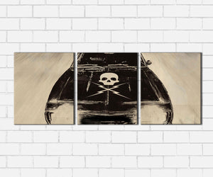 Death Proof Car Canvas Sets