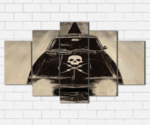Load image into Gallery viewer, Death Proof Car Canvas Sets