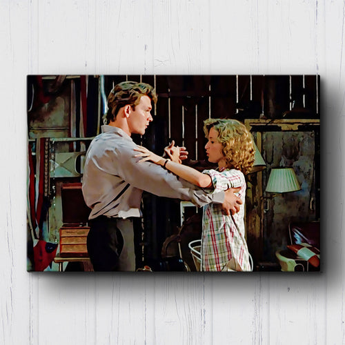 Dirty Dancing Feel The Music Canvas Sets