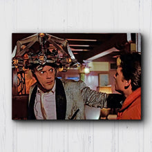 Load image into Gallery viewer, BTTF - Doc Brown 1955  Canvas Sets