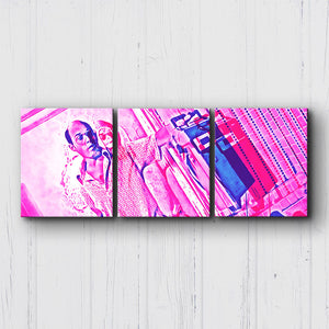 Fear And Loathing Duke Color Pop Canvas Sets