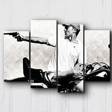 Load image into Gallery viewer, Fear And Loathing Raoul Motorcycle Canvas Sets