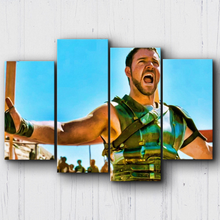 Load image into Gallery viewer, Gladiator Entertained Canvas Sets