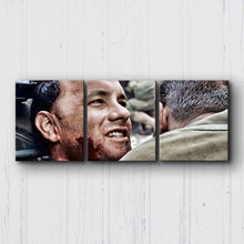 Load image into Gallery viewer, Saving Private Ryan Earn This Canvas Sets
