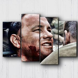 Saving Private Ryan Earn This Canvas Sets