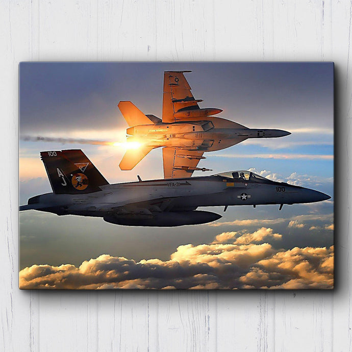 F-18 Canvas Sets