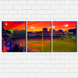 Fenway Park Canvas Sets