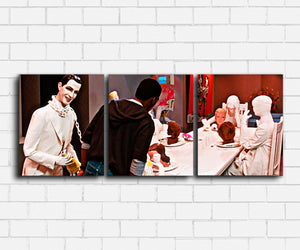 Beverly Hills Cop Fine Art Canvas Sets