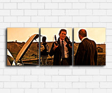 Load image into Gallery viewer, Beverly Hills Cop II Fire Power Canvas Sets