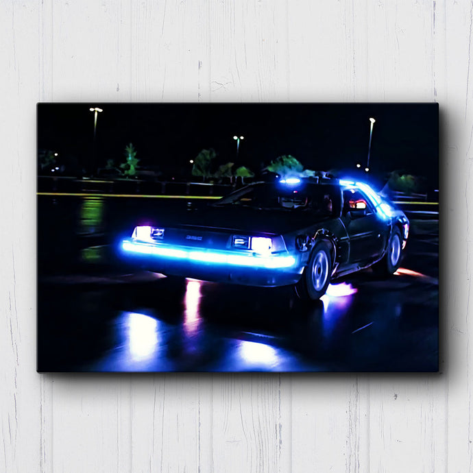 BTTF - Fluxing Canvas Sets