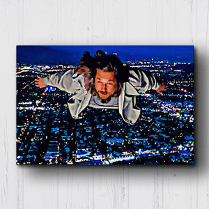 The Big Lebowski Flying Canvas Sets