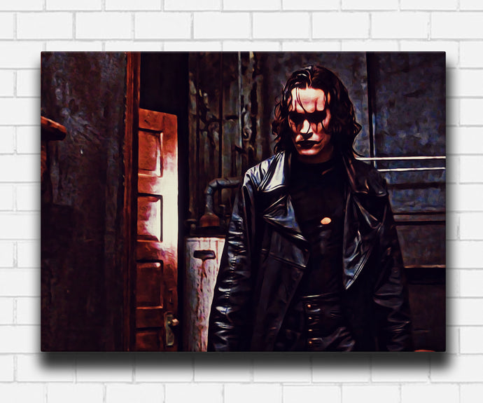 The Crow Funboy's End Canvas Sets
