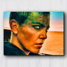 Load image into Gallery viewer, Mad Max Fury Road Furiosa Canvas Sets
