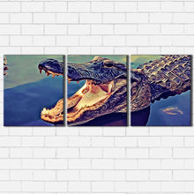 Load image into Gallery viewer, Alligator Canvas Sets
