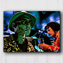 Load image into Gallery viewer, Fear And Loathing Golf Shoes Canvas Sets