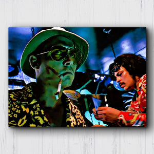 Fear And Loathing Golf Shoes Canvas Sets