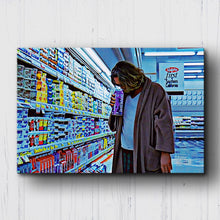 Load image into Gallery viewer, The Big Lebowski Half & Half Canvas Sets