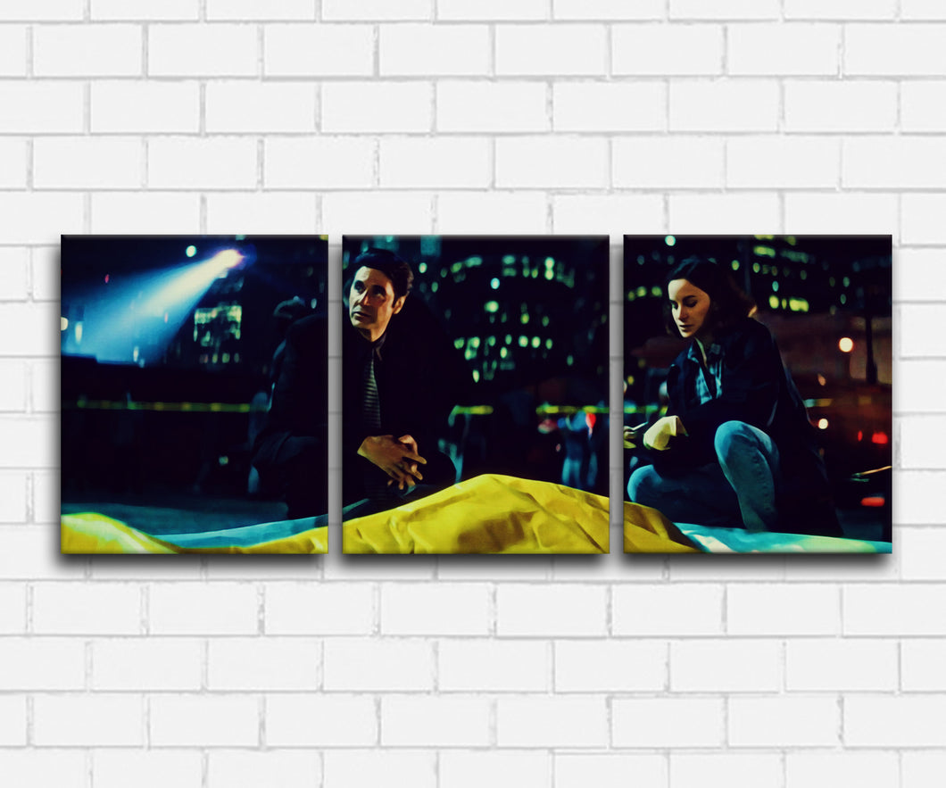 HEAT Hanna On Scene Canvas Sets