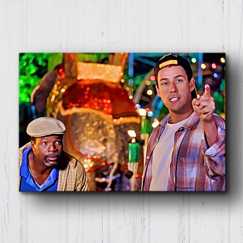 Happy Gilmore Hate That Clown Canvas Sets
