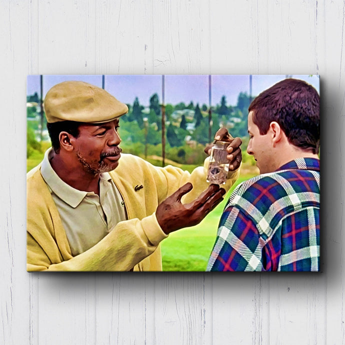 Happy Gilmore He Got Me Canvas Sets